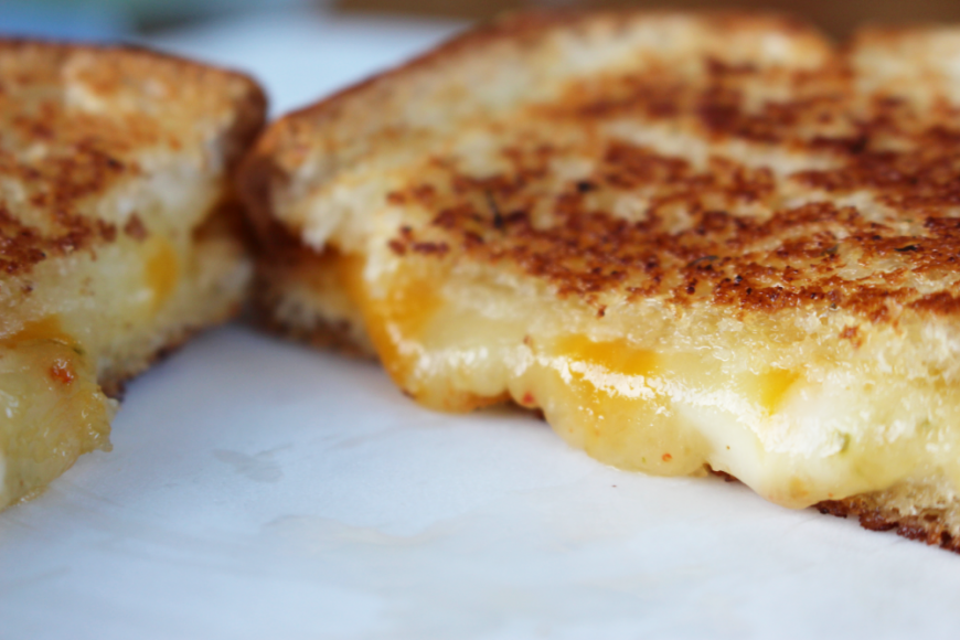Top Secret Game Changing Grown Up Grilled Cheese Sandwich 11