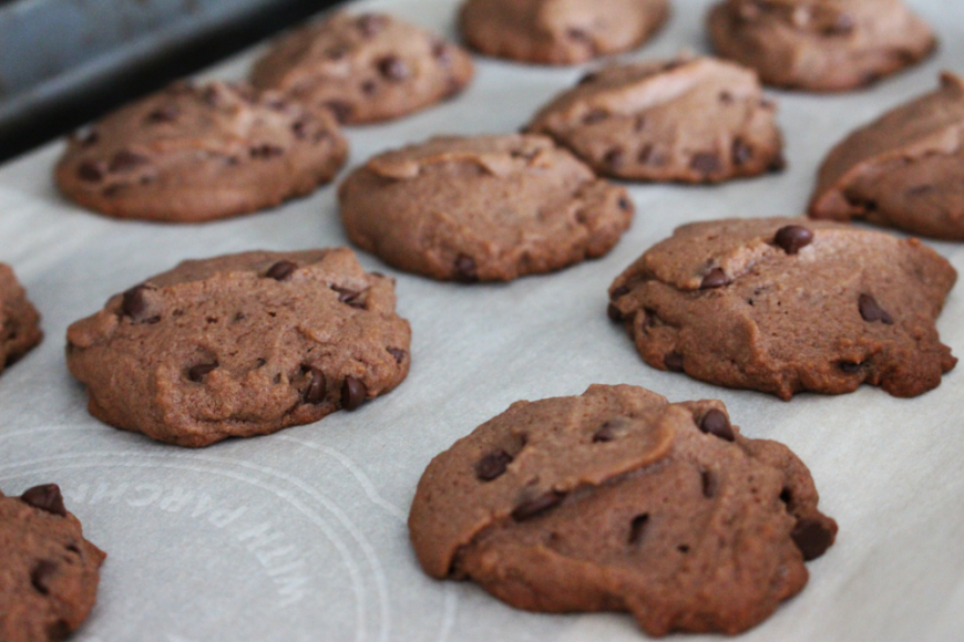 One Of Many Christmas Traditions: Mocha Brownie Cookies 2