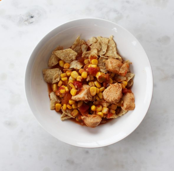 Taco Tuesday Will Never Be The Same: Chicken Tortilla Soup 4