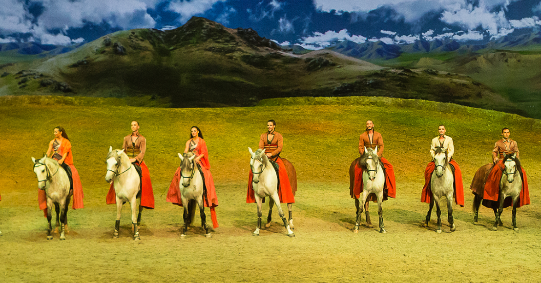 Top 3 Reasons You Must Go VIP To See Cavalia Odysseo 2