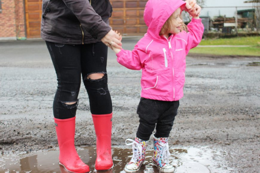 Today Is A Lets Jump In A Puddle Kind Of Day With Printable Download! 6