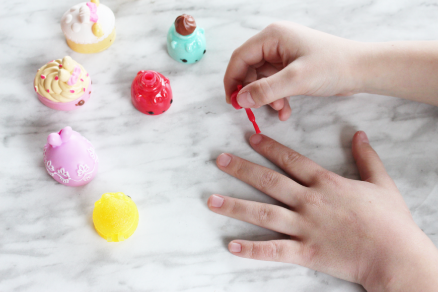 Add Sparkle With Num Nom Toys Nail Polish & Lip Gloss Giveaway 12