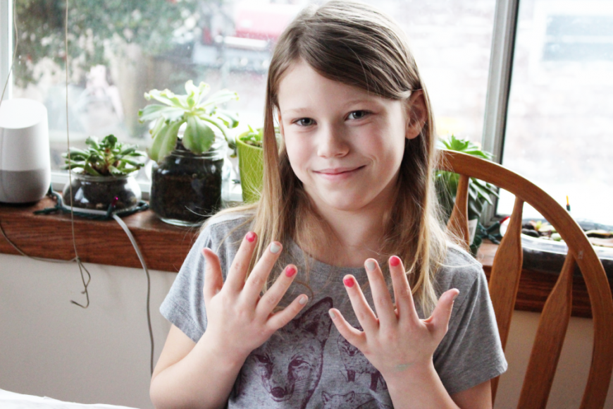 Add Sparkle With Num Nom Toys Nail Polish & Lip Gloss Giveaway 8