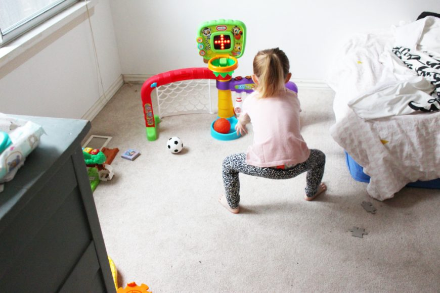 Indoor Sports Fun Perfect For A Happy Toddler! 10